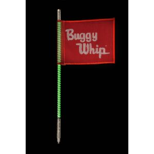 Buggy Whip 4' Green LED