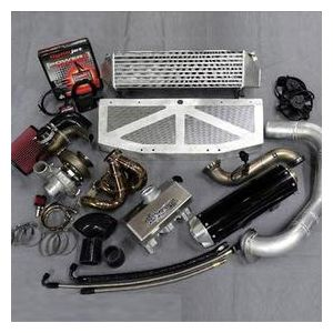 K&T Performance YXZ 1000 Premium Turbo Kit
